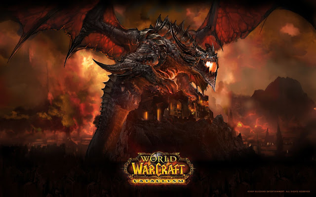 World of Warcraft - Cataclysm.