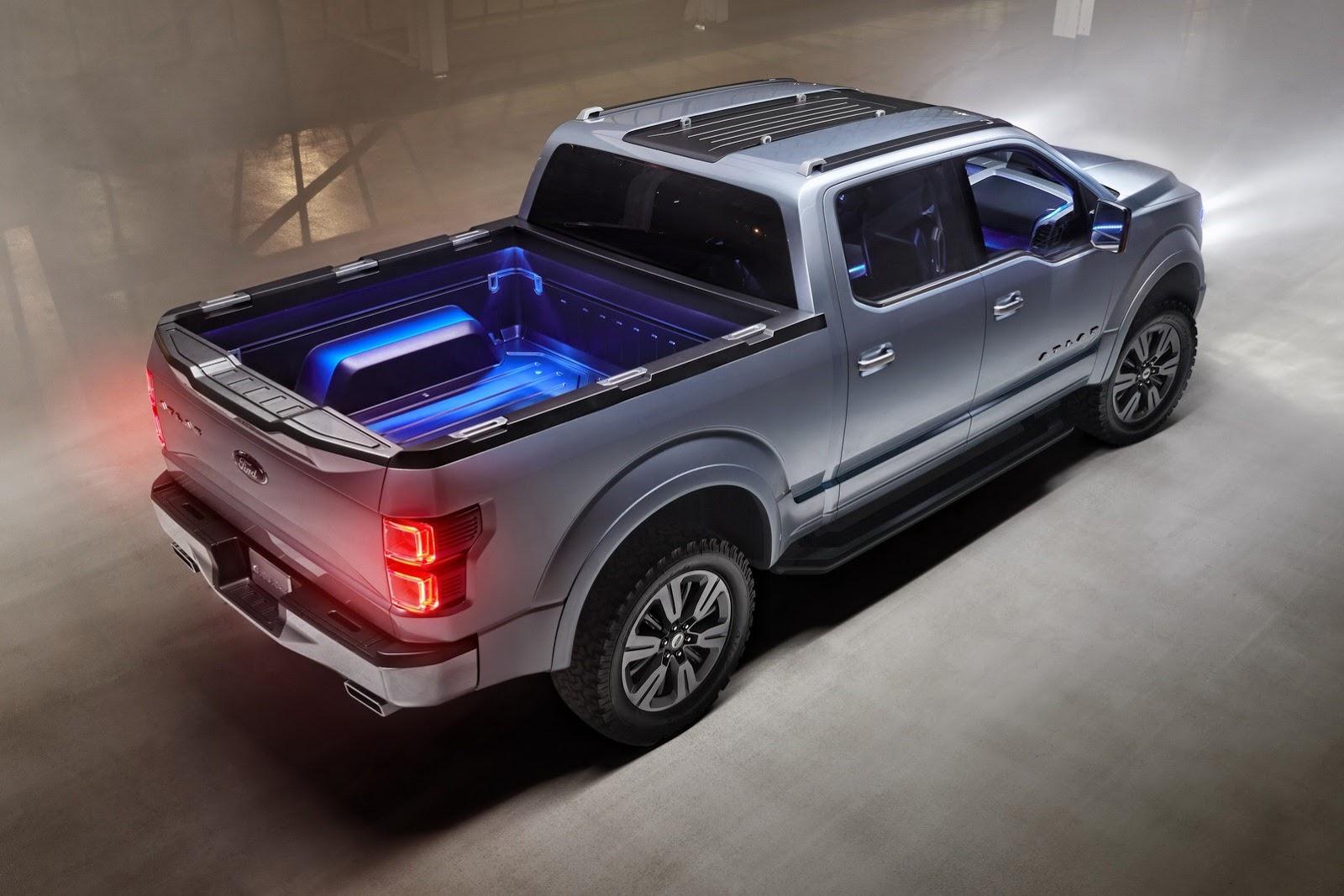 2014 Ford Atlas Pickup F 150 Preço, Consumo, Fotos, videos, Ficha ...