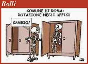 Dal Secolo XIX - le vignette di Rolli