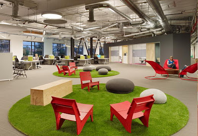 Modern and Innovative Interior Design of Skype's Palo Alto Office Seen On www.coolpicturegallery.us