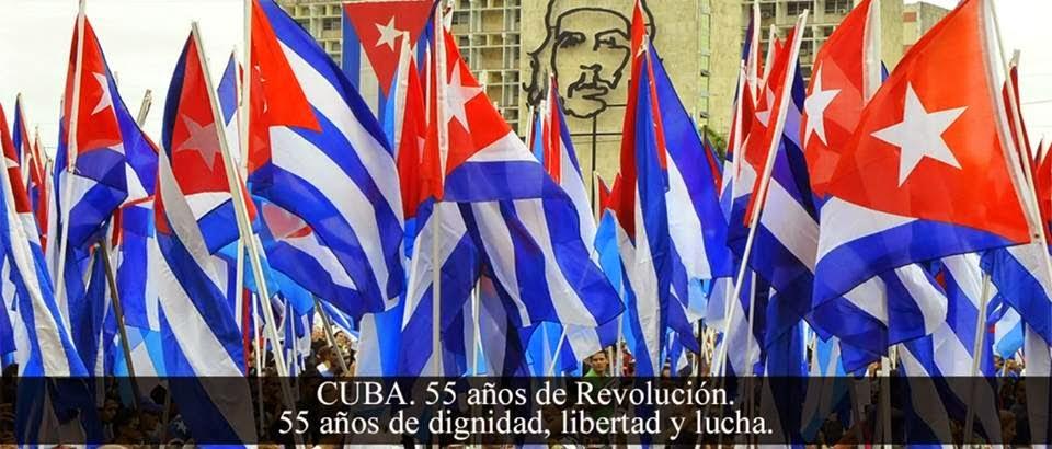 Cuba, perseverancia, dignidad,