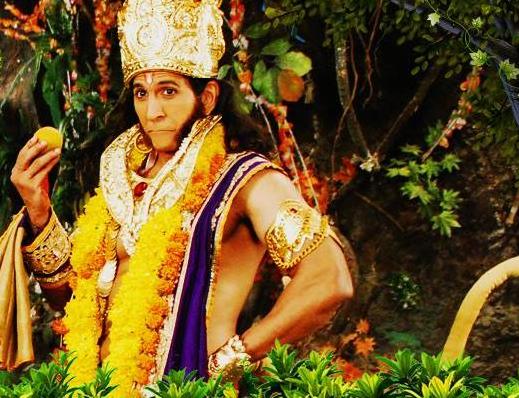 Hanoman, Serial India Yang di Tayangkan ANTV