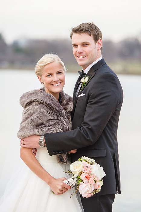 Jefferson Memorial - DC Wedding Photography