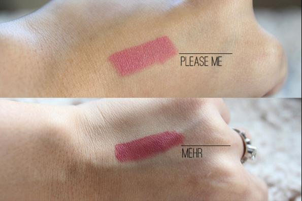 mac pink plaid vs please me - photo #29
