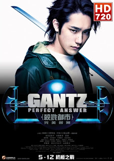 Ver pelicula Gantz: Perfect Answer (Gantz: Part 2) (2011) gratis