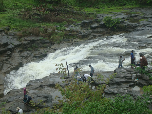 Baneshwar water fall