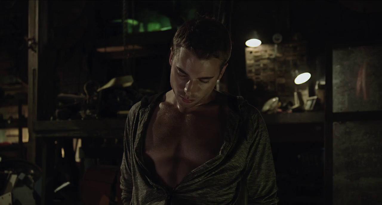 Nude Guys In Ties In The Night