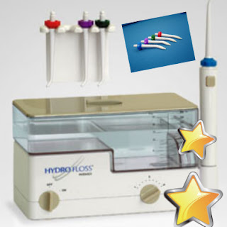 magnetic quality of the Hydro floss