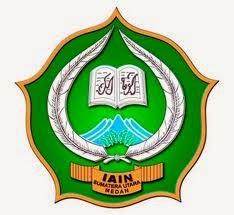 Logo Institut Agama Islam Negeri Sumatera utara, Medan