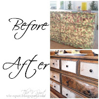 cowhide, dresser, rustic, cowboy, western, dresser re-do, studded dresser