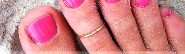 Foot Jewelry - Toe Rings at Toerings.com