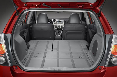 Vibe/Matrix also has a flat floor. The passenger seat folds and with head at the tailgate you would easily have space for one tall sleeper. & Most Cost Effective Adventure Vehicle-Page 4| Off-Topic Discussion ...