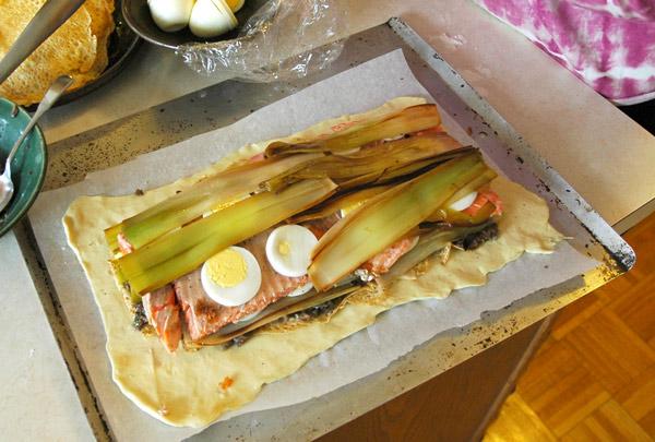 Macaroni: December 2011