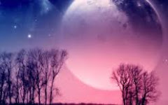 Luna en rosa