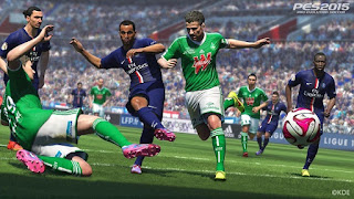 Pro Evolution Soccer 2015 Full Version