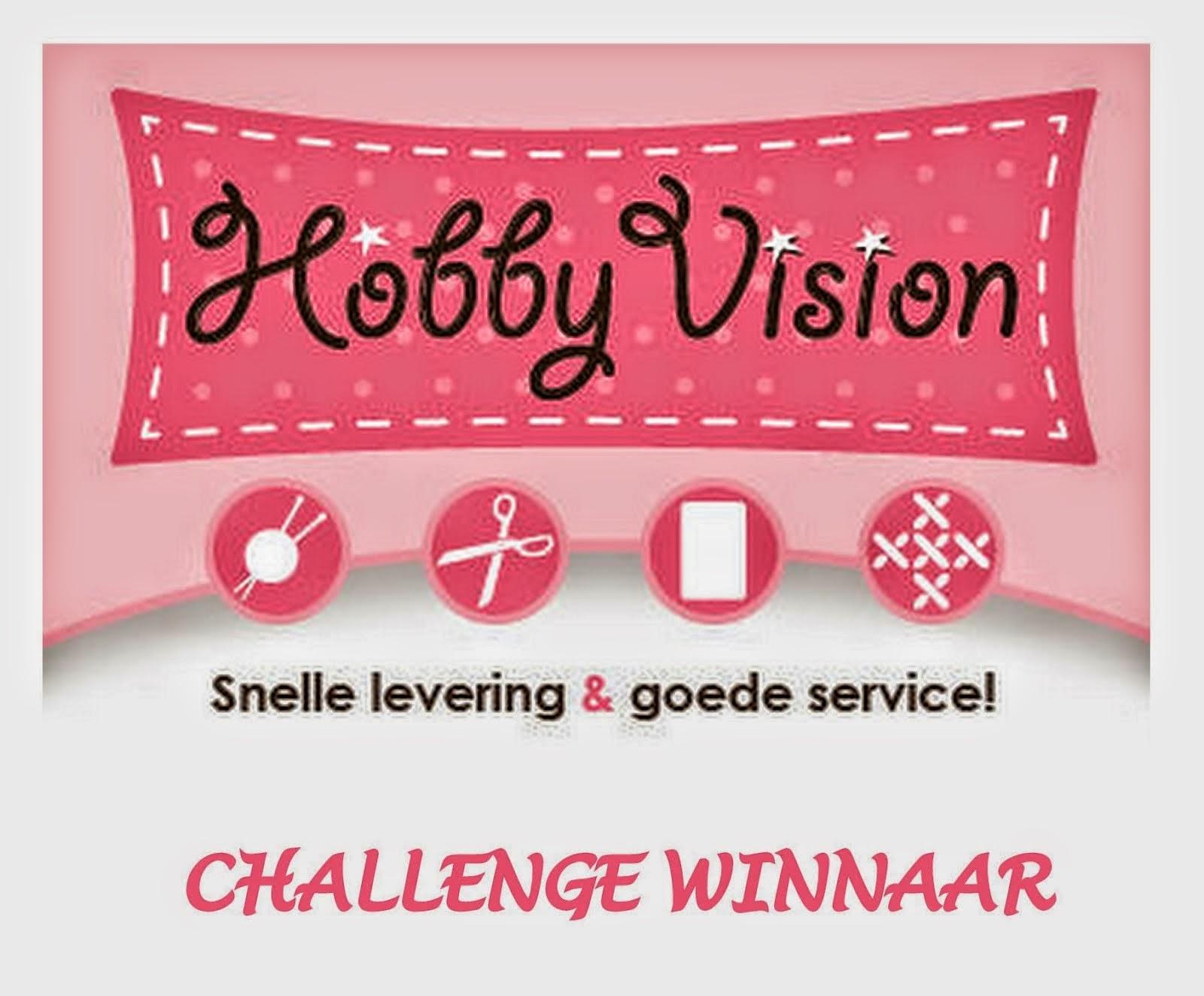 Winnaar challenge 36