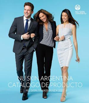 Catálogo de Productos Nu Skin