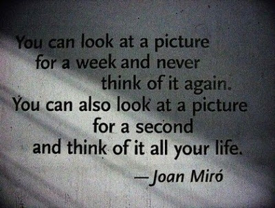 Joan Miro Quotes on Pictures Inspiration Life Thinking Moment