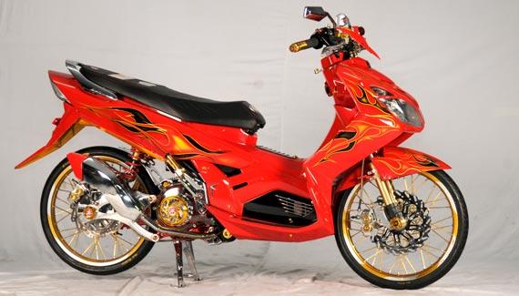 Modifikasi Yamaha Nouvo-Z. title=