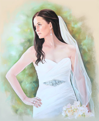 Bride Painting