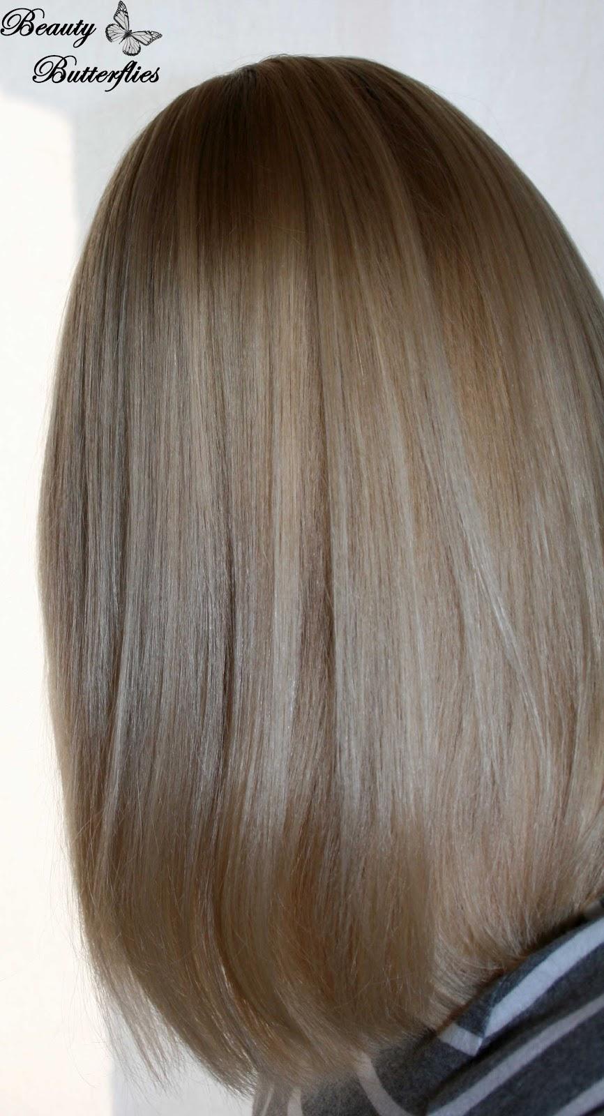Haare lange glatt bleiben