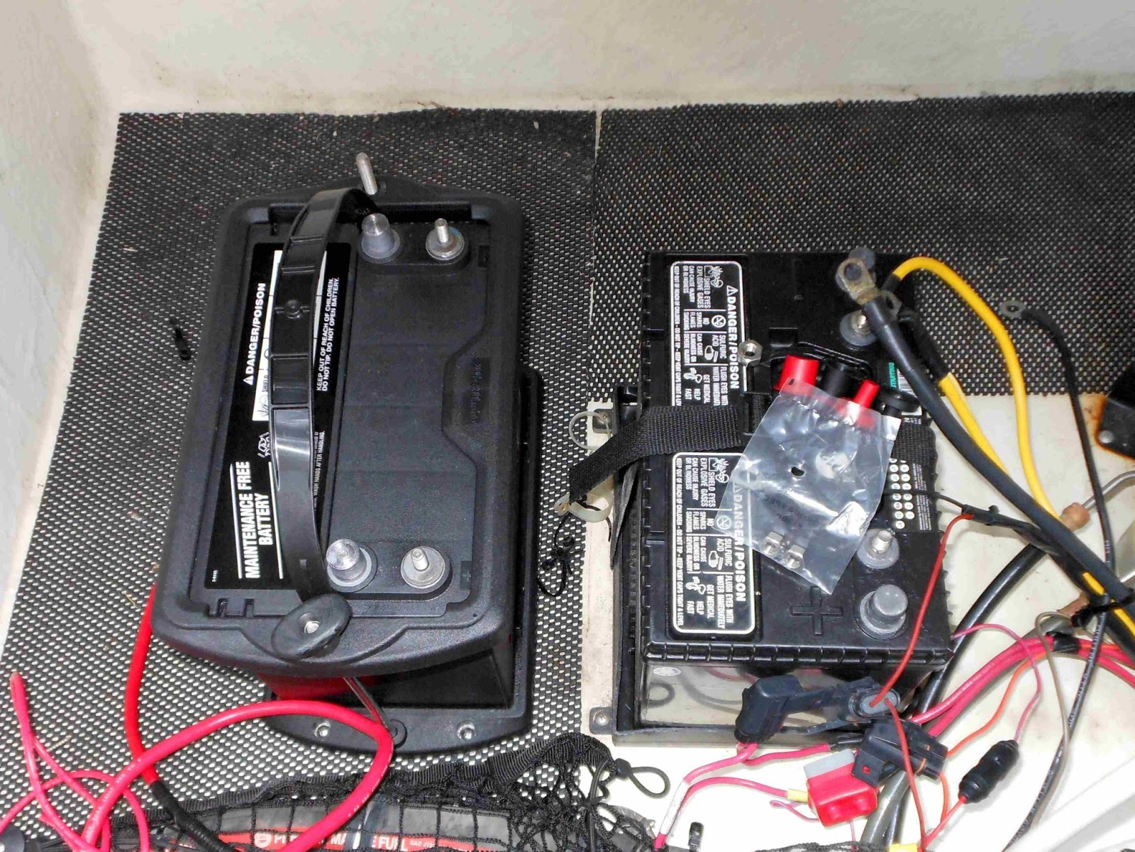 new+battery the marine installer's rant battery installus incompetentous raymarine dragonfly wiring diagram at suagrazia.org
