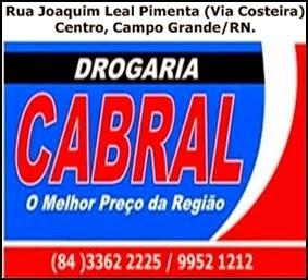Drogaria Cabral - Campo Grande/RN