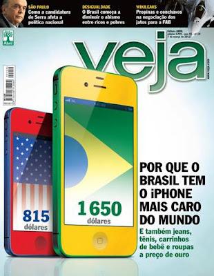 Por que o Brasil tem o iPhone mais caro do mundo?