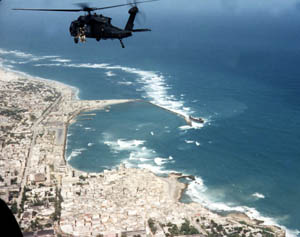 Battle of Mogadishu, 'Black Hawk Down' di Dunia Nyata