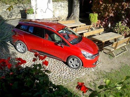 Unterwegs im herbstlichen Eisacktal im Renault Clio Grandtour
