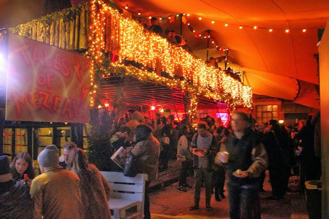 London, Street Food, Night Tales, East London Food Stalls,
