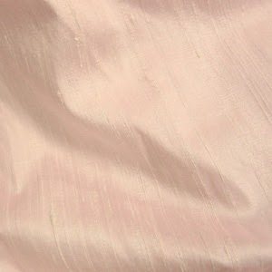 Dupioni Silk Light Pink