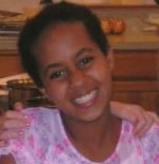 Ethiopian girl died