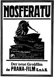 The original poster for nosferatu