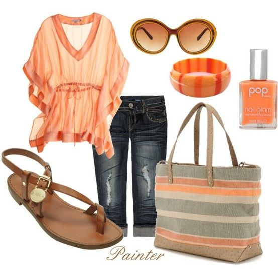 Attractive Summer Outfit