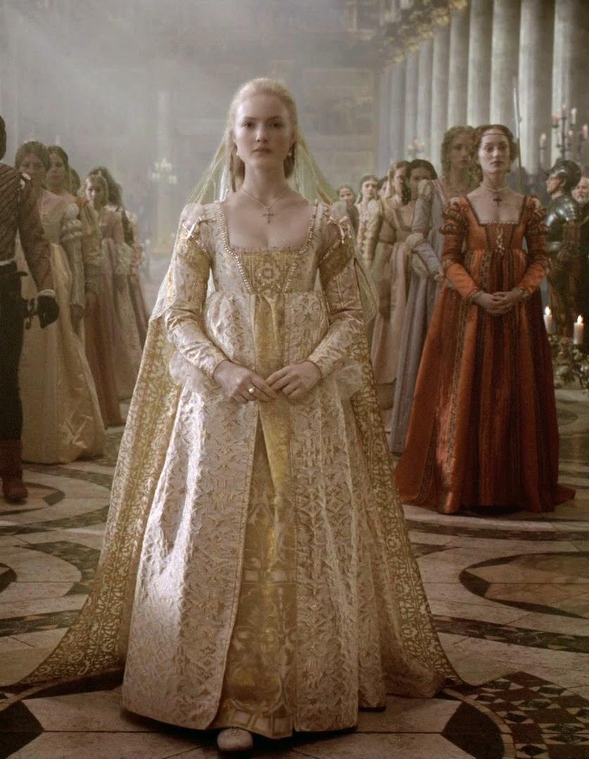 Renaissance on pinterest italian renaissance tudor and for Tudor style wedding dress