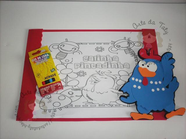 lembrancinha-aniversario-galinha-pintadinha