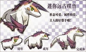 Elsword Pet Evolution