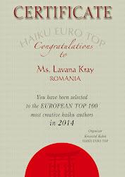 EUROPEAN TOP 100