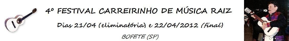 Festival Carreirinho