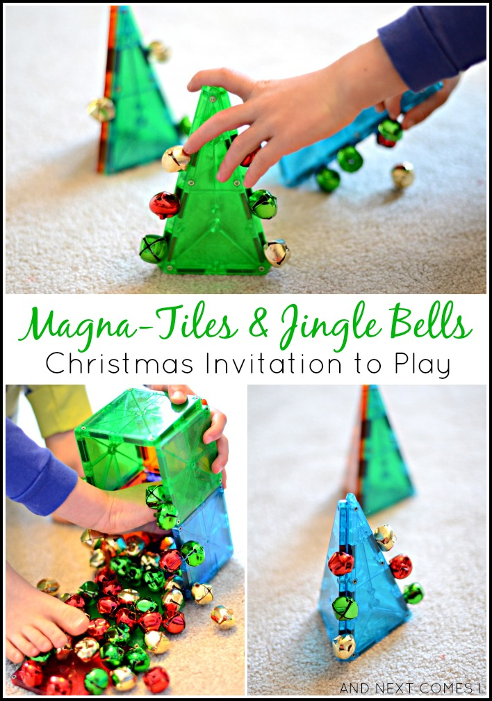 christmas science with magna