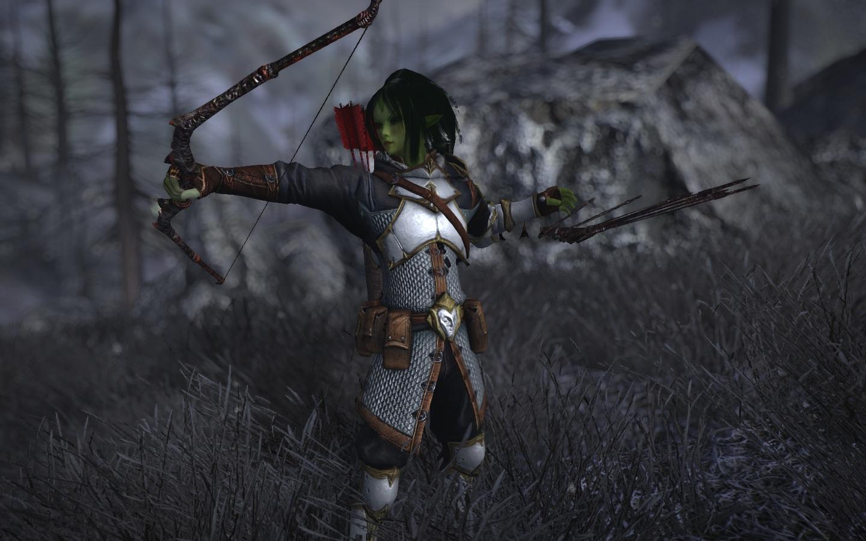 sebastian vael armor from dragon age 2 skyrim mod requests the