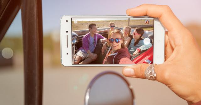 Lenovo Vibe S1 resmi diluncurkan, smartphone pertama di dunia dengan kemera selfie ganda