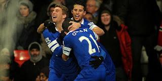 Video Gol Manchester United vs Everton 5 Desember 2013