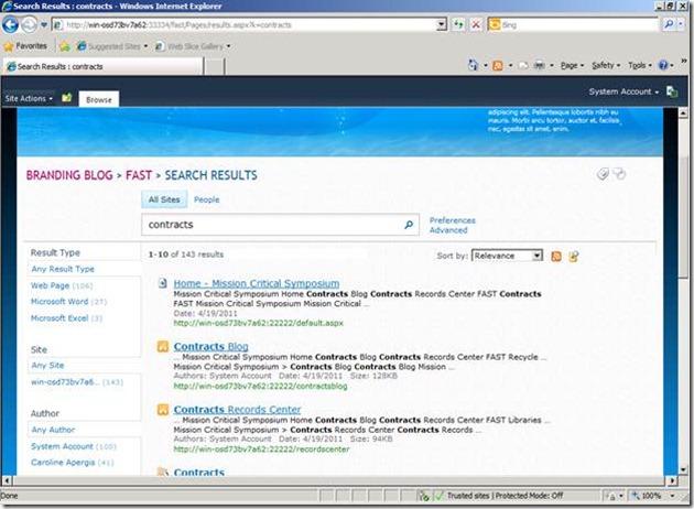 Sharepoint 2010 deploy branding branding sharepoint for Sharepoint 2010 branding templates