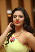 Sri mukhi Latest glam pics-thumbnail-13