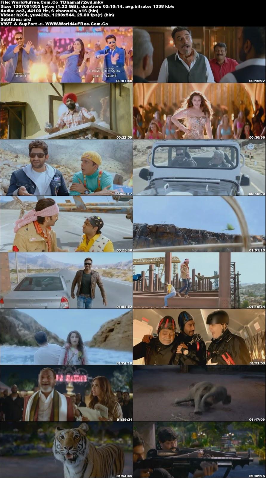 total dhamaal full movie hindi 2019 download