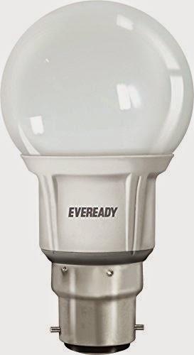 Buy Eveready Base B22 3-Watt LED Bulb Rs.122 only at Amazon.