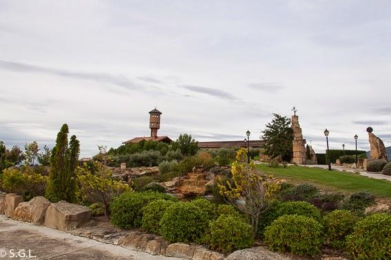 Bodega Eguren Ugarte La Rioja Alavesa. De excursion a Laguardia