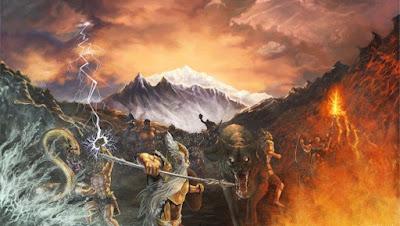 Ragnarok, Norse Mythology